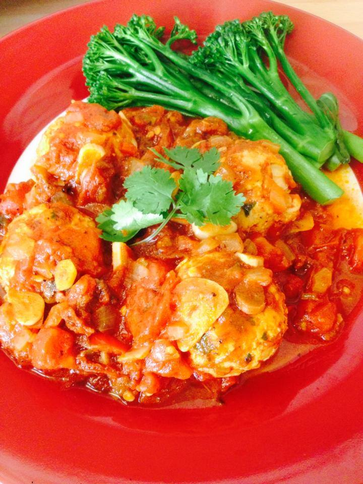 Naked Meat Balls in Spicy Tomato Sauce (C) – Totally Naked ...